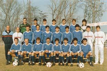 Хебър през 1989-1990